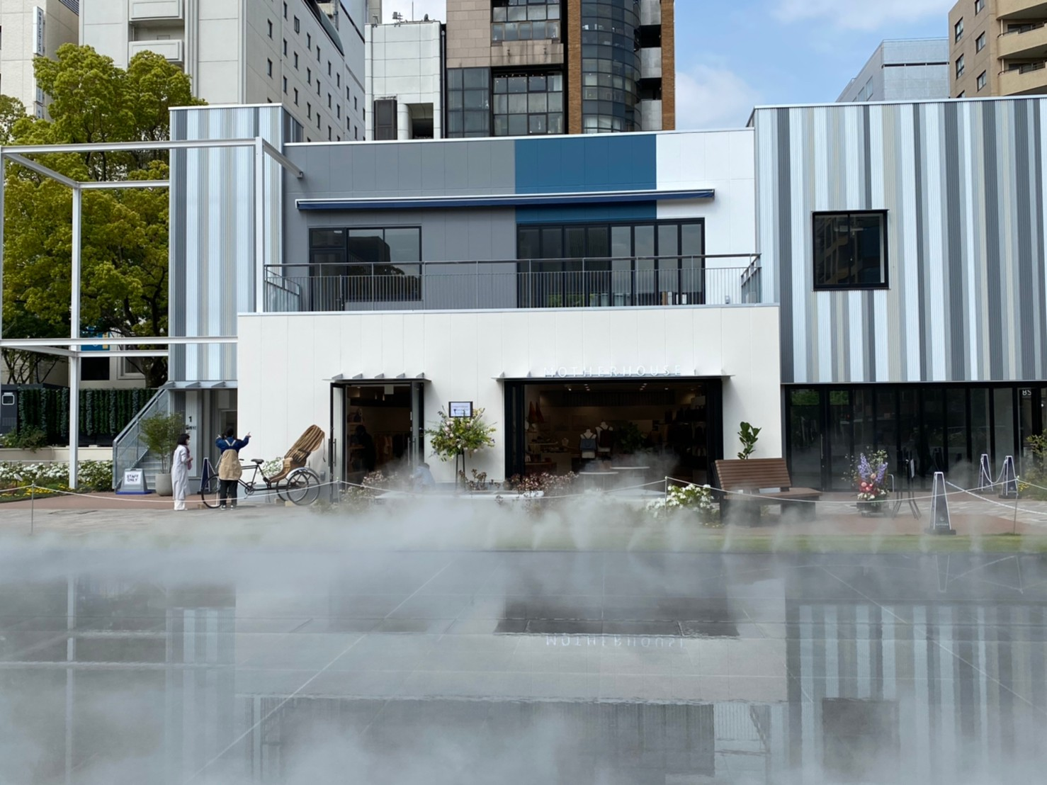 MOTHERHOUSE 名古屋久屋大通公園店