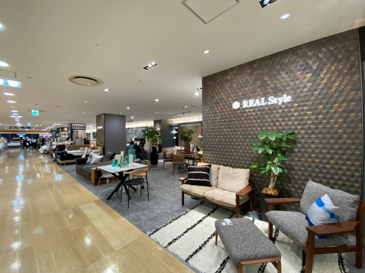 REAL Styleジェイアール名古屋高島屋店